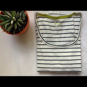 Boden Tops - Striped long sleeve top
